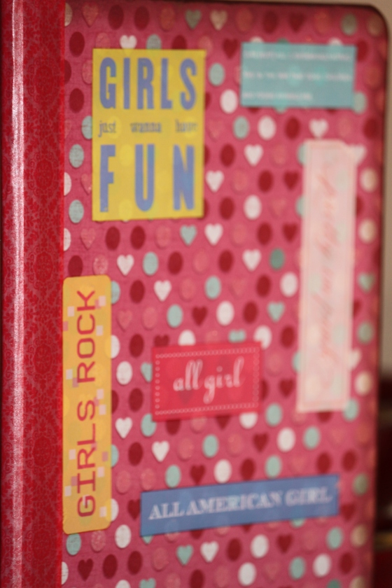 New Composition Book